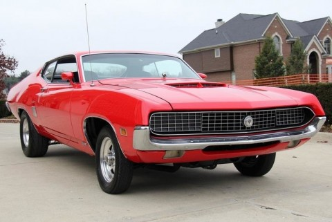 1970 Ford Torino GT for sale