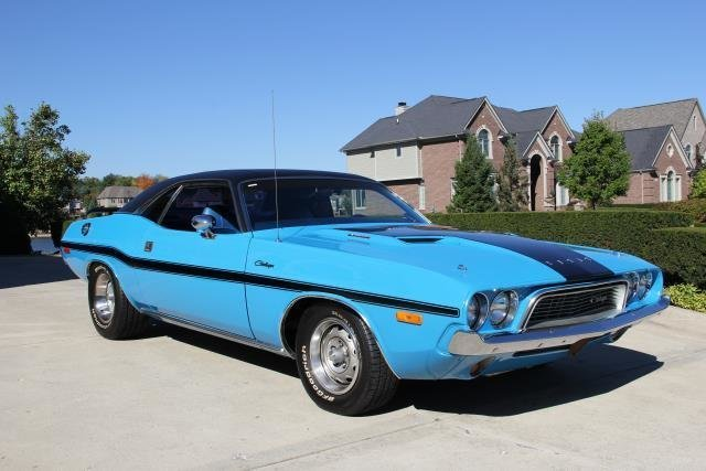 1973 Dodge Challenger For Sale