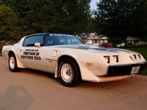 1981 Pontiac Trans Am Turbo for sale
