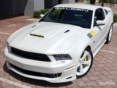 2014 Ford Mustang GT Saleen for sale