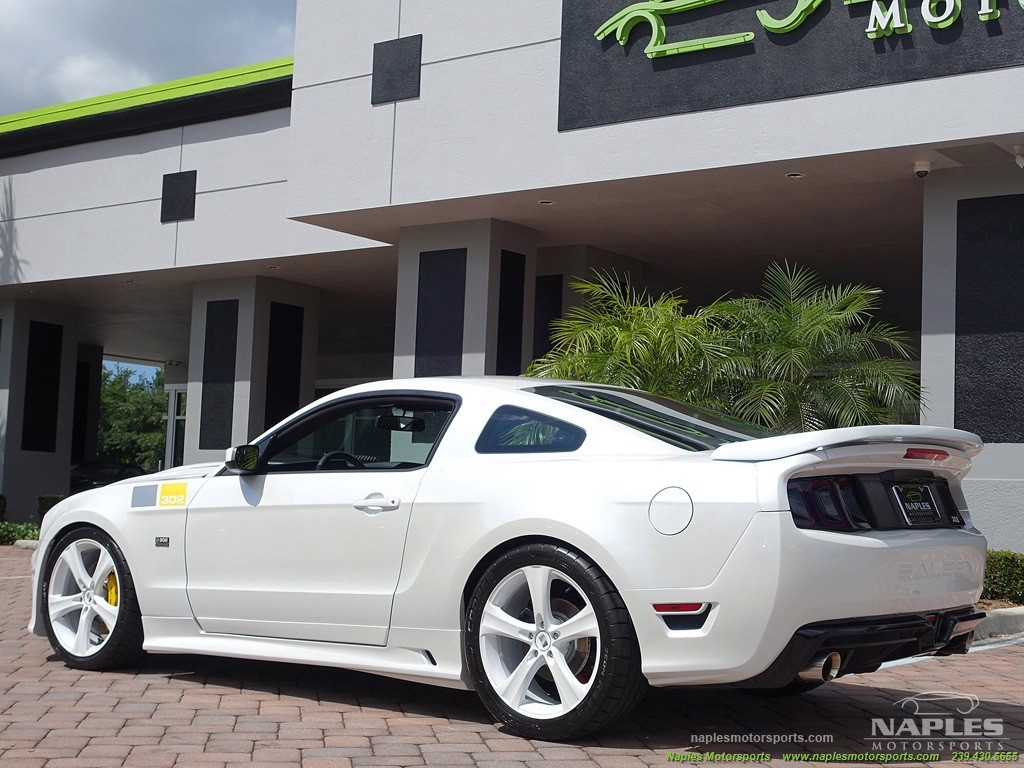 2014 Ford Mustang GT Saleen