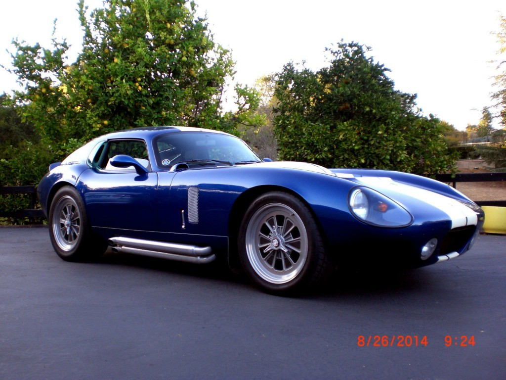 1965 Shelby Daytona Coupe For Sale