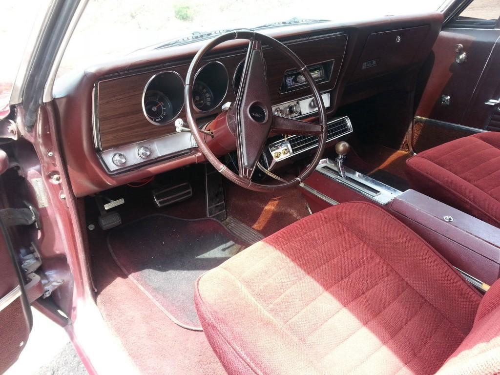 1967 Oldsmobile Delta 88