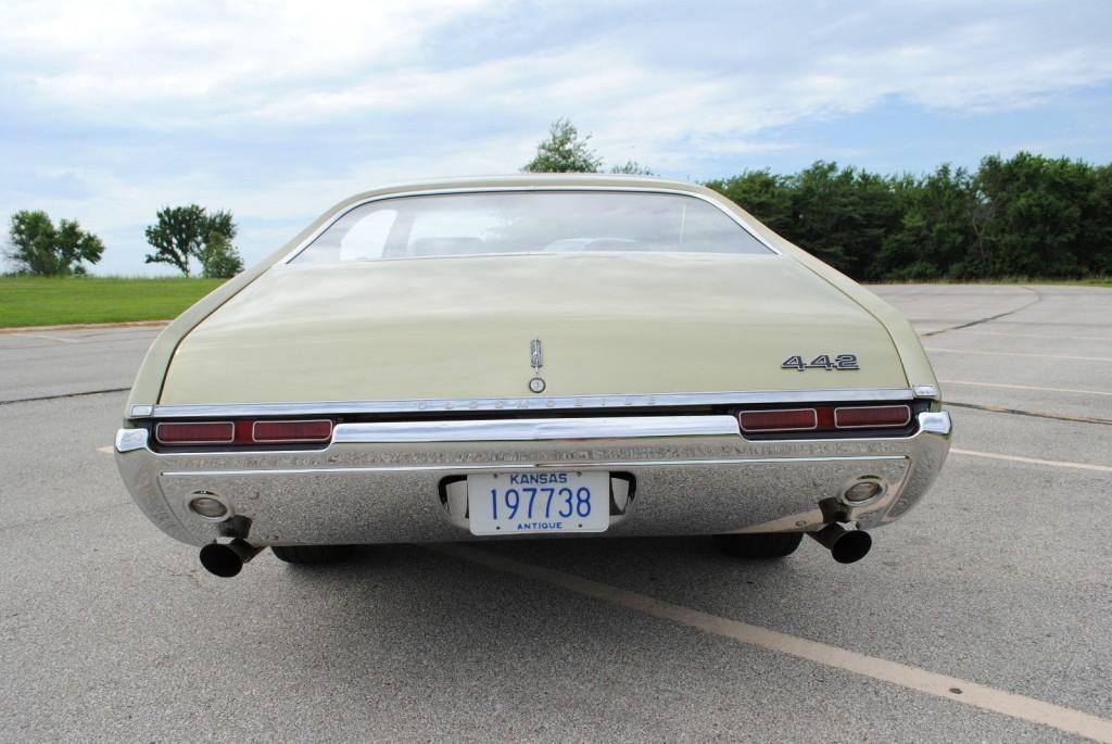 1968 Oldsmobile 442 for sale