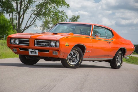 1969 Pontiac GTO Judge for sale