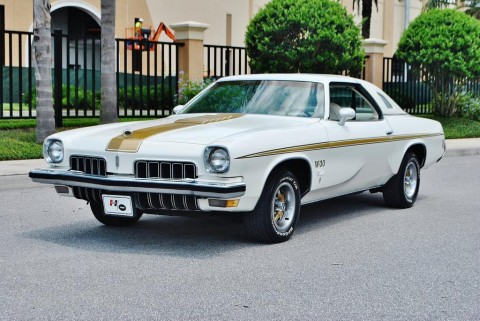 1973 Oldsmobile Cutlass Hurst for sale