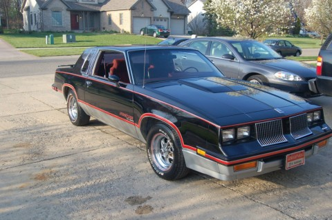 1983 Oldsmobile 442 Hurst for sale