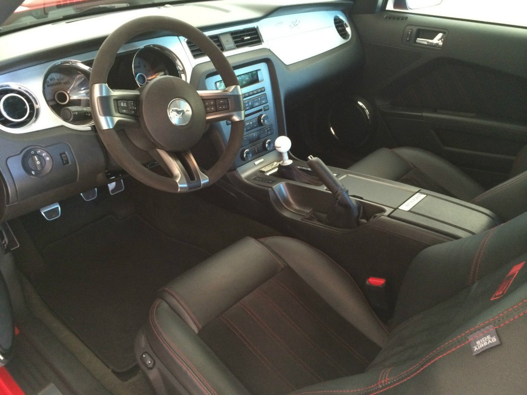 2014 Ford Mustang GT Roush