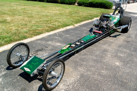 2010 Competition Dragster for sale