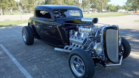 1933 Ford Coupe for sale