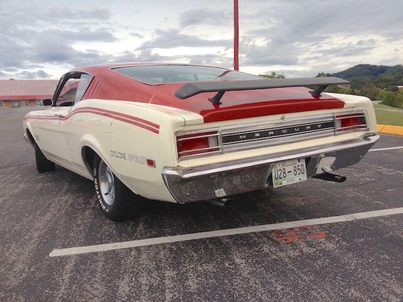 1969 Mercury Cyclone Spoiler