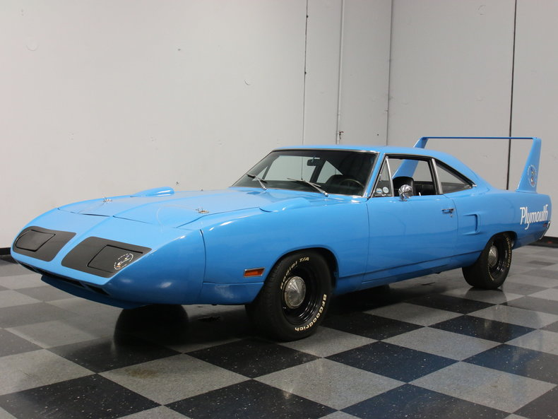 Richard Petty Mustang >> 1970 Plymouth Superbird for sale