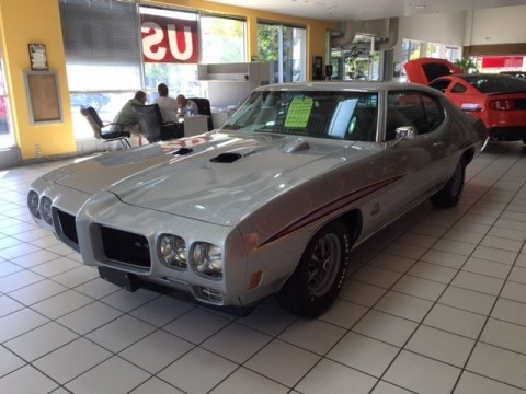 1970 Pontiac GTO Judge for sale