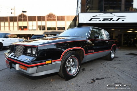 1983 Oldsmobile Cutlass for sale