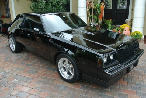 1987 Buick Regal Grand National for sale