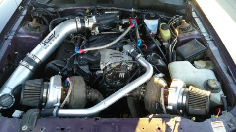 1996 Ford Mustang GT for sale