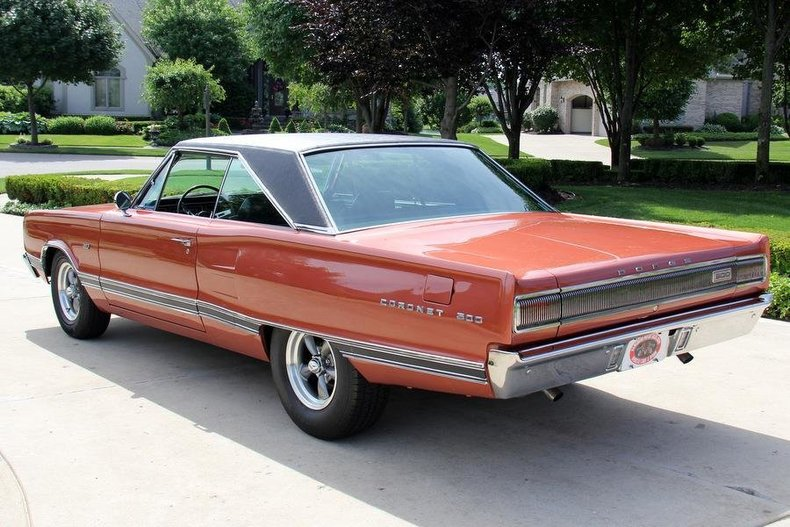 Srt Dodge Dart >> 1967 Dodge Coronet 500 for sale