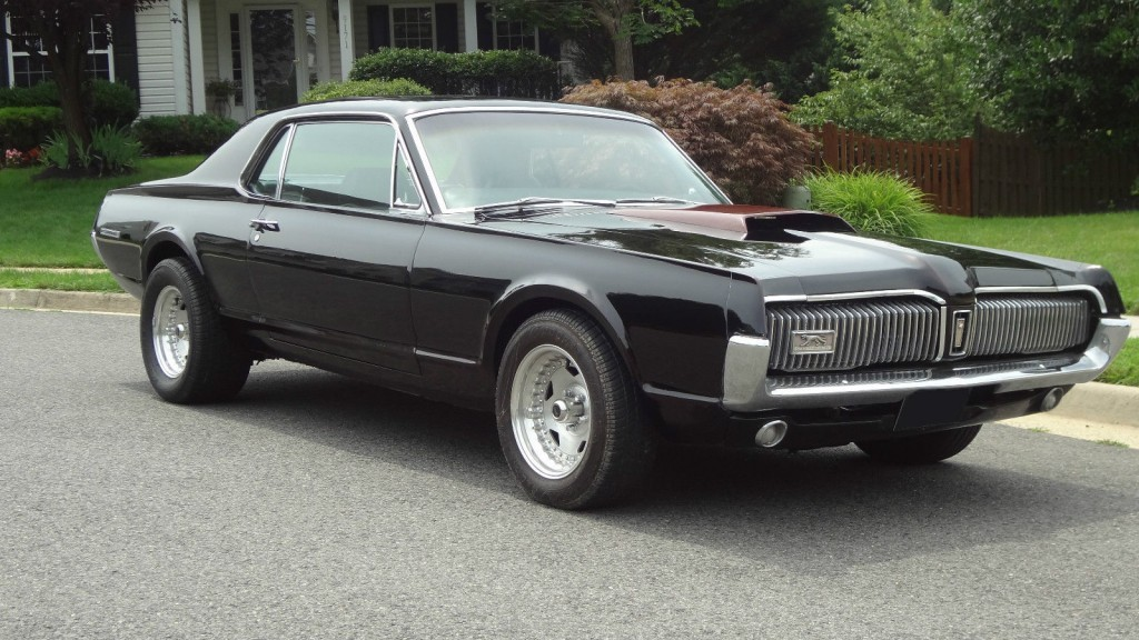 1968 Charger For Sale >> 1967 Mercury Cougar for sale