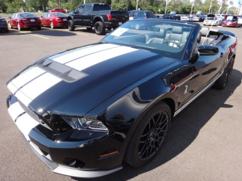 2013 Shelby GT500 Convertible for sale