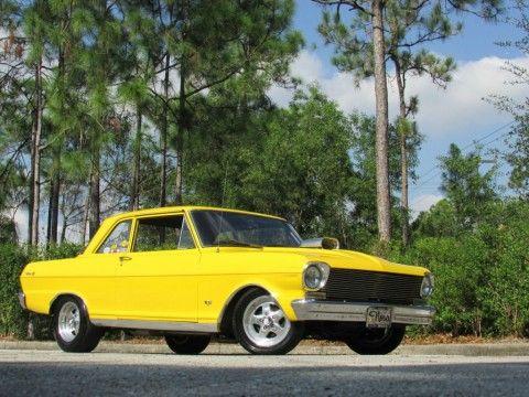 1962 Chevrolet Nova SS for sale