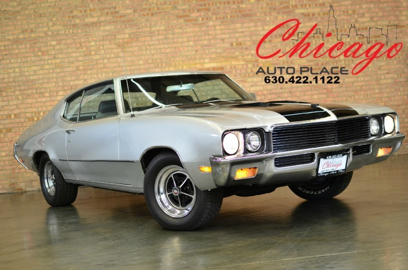 1971 Buick Skylark Gs For Sale