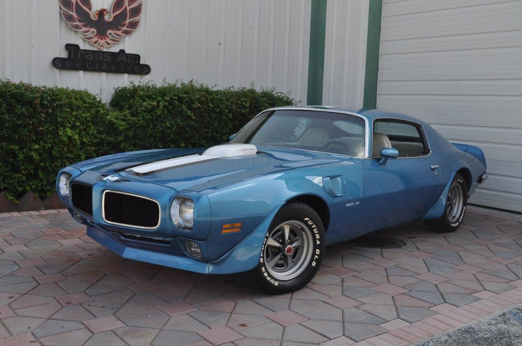 2015 Ford Mustang Gt For Sale >> 1971 Pontiac Trans Am for sale