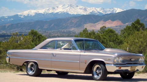 1963 Ford Galaxie 500XL for sale