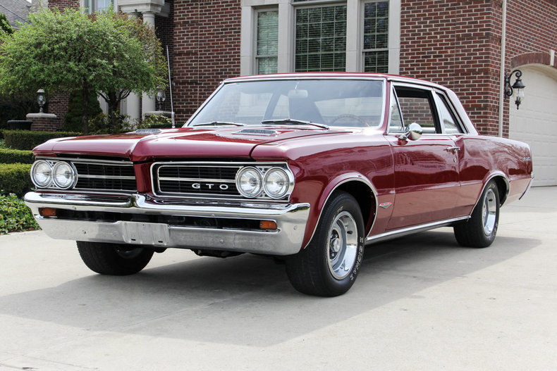 Classic Muscle Cars For Sale In Michigan