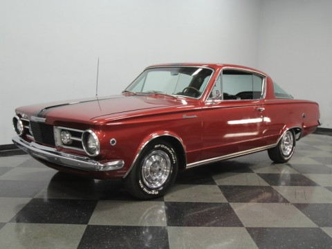1965 Plymouth Barracuda Formula S for sale
