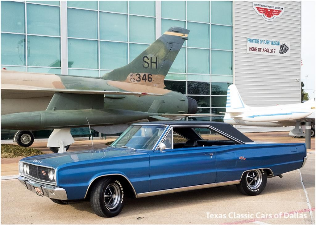 1967 Dodge Coronet R T For Sale