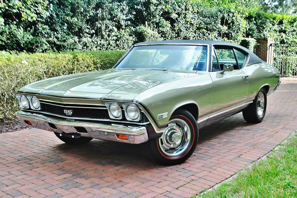 2016 Chevelle Ss >> 1968 Chevrolet Chevelle SS for sale