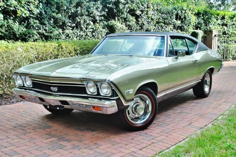1968 Chevrolet Chevelle SS for sale