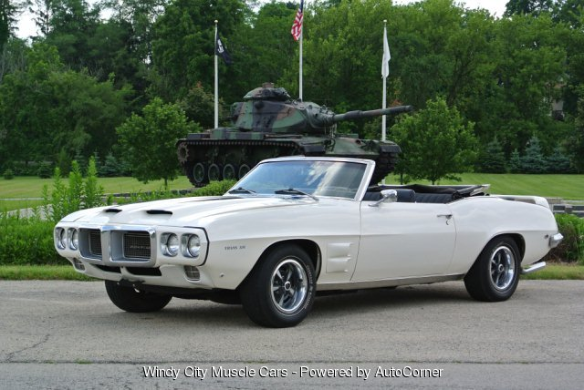 Muscle Cars For Sale In Illinois