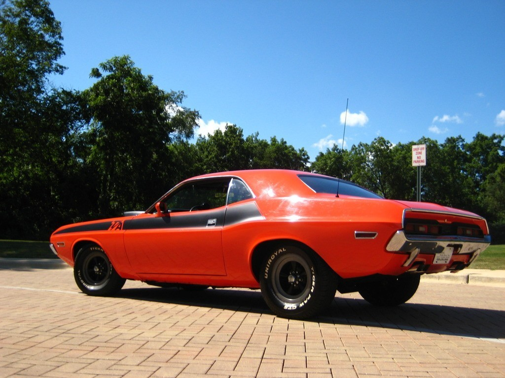 Dodge Challenger Ta Muscle Cars Muscle Cars For Sale X X on 1995 Dodge Charger