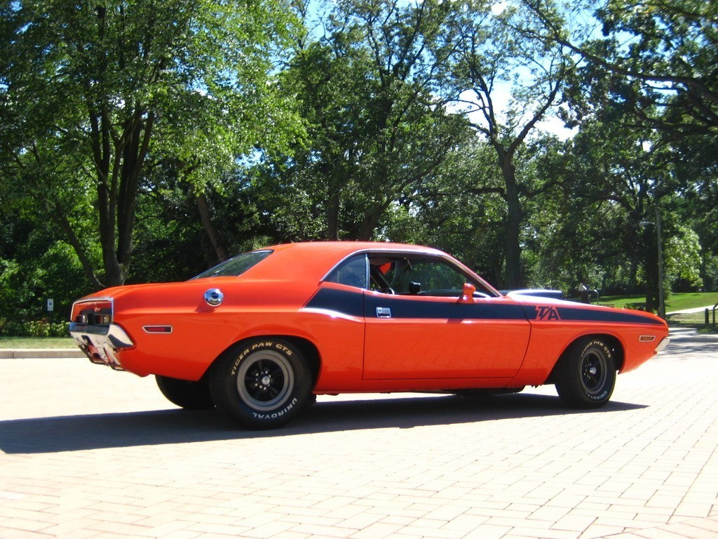1971 Dodge Challenger T A For Sale