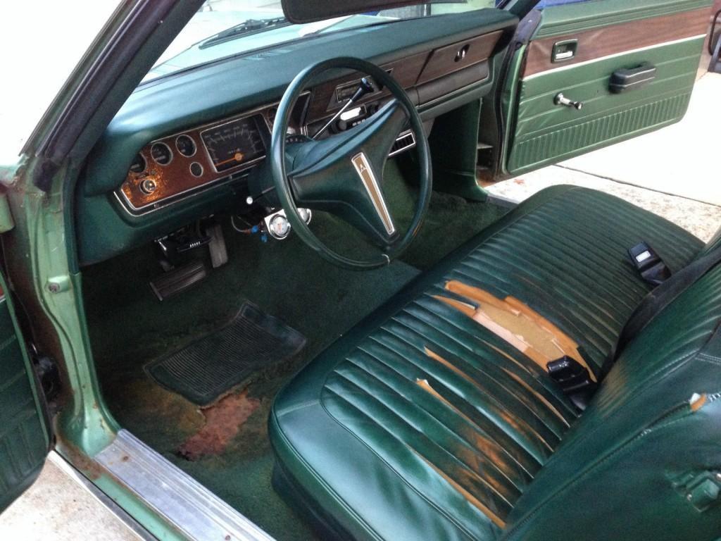 1974 Dodge Dart Swinger