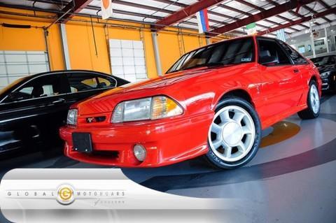 1993 Ford Mustang SVT Cobra for sale