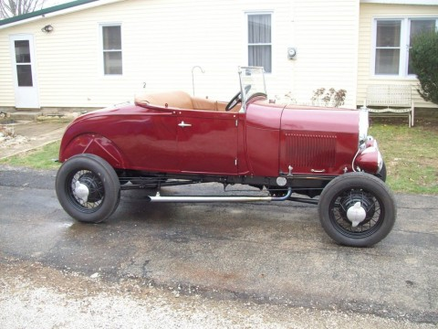 1928 Ford Model A Roadster for sale