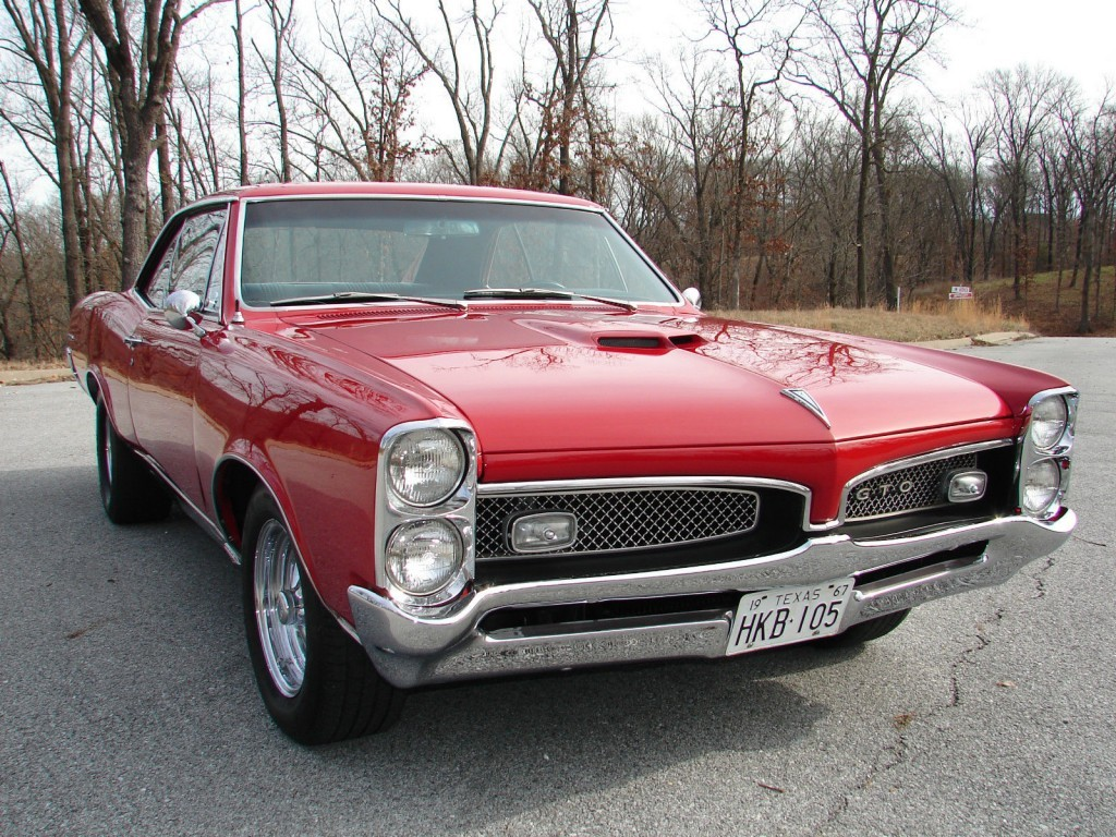 1968 Charger For Sale >> 1967 Pontiac GTO for sale