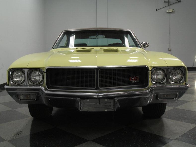 1970 Buick Skylark GS