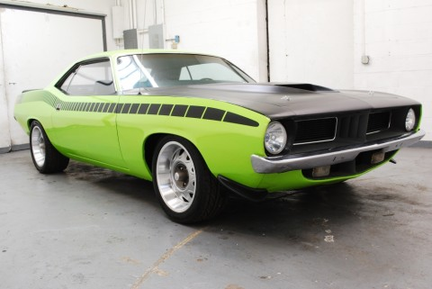 1972 Plymouth Barracuda AAR for sale