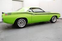 1972 Plymouth Barracuda AAR