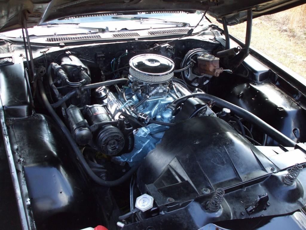 1972 Pontiac Grand Prix J SJ