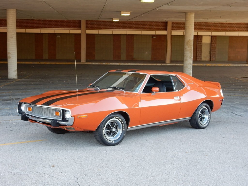 Chevelle Ss >> 1974 AMC Javelin for sale