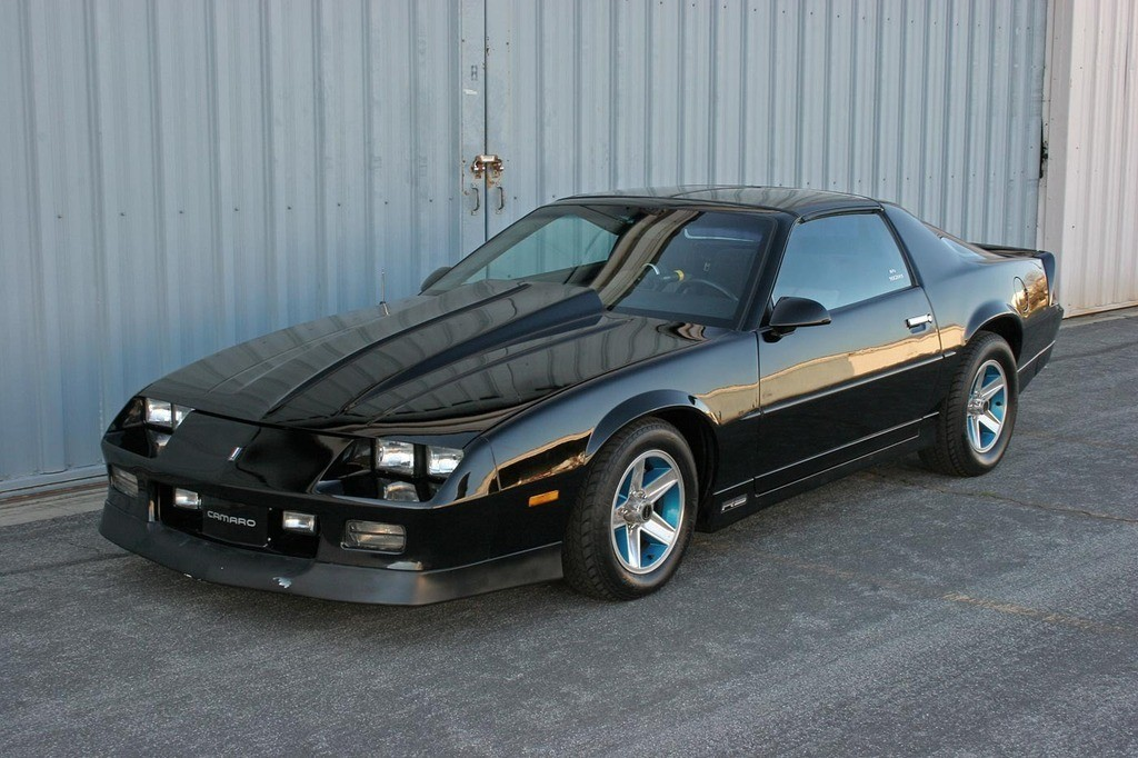 1989 chevrolet camaro rs for sale. Black Bedroom Furniture Sets. Home Design Ideas