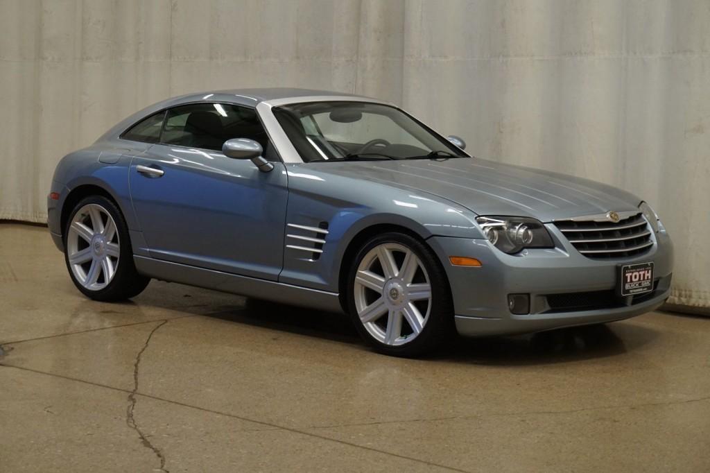 2004 Chrysler Crossfire For Sale