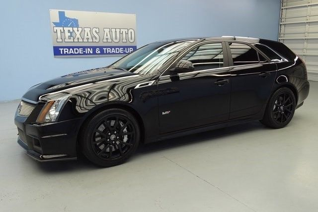 Cadillac Cts V Wagon For Sale >> 2013 Cadillac CTS-V Wagon for sale