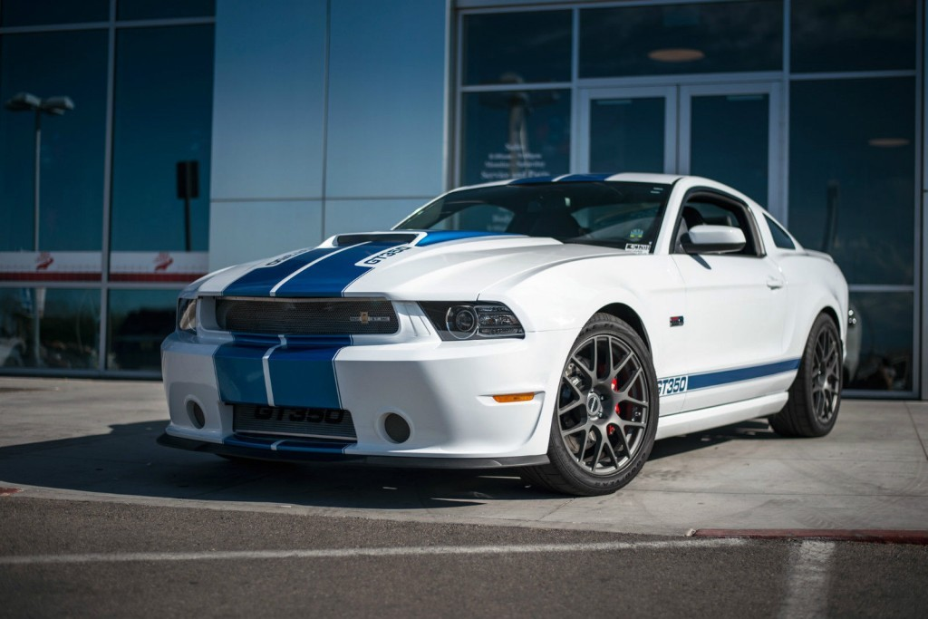 2014 Shelby GT350