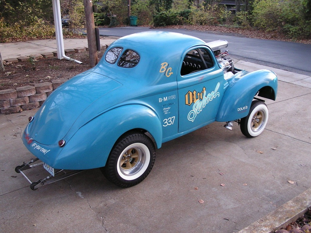 1969 Corvette For Sale >> 1941 Willys Coupe for sale