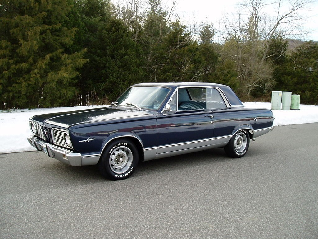 1966 Plymouth Valiant Signet For Sale